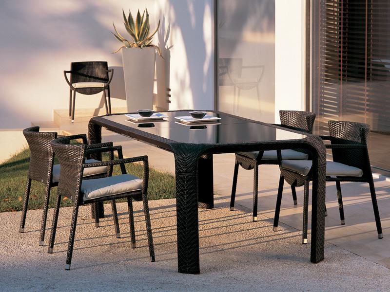 valenti group - arredamento casa - emu tavoli e sedie - Mobili Da Giardino In Plastica Moderno